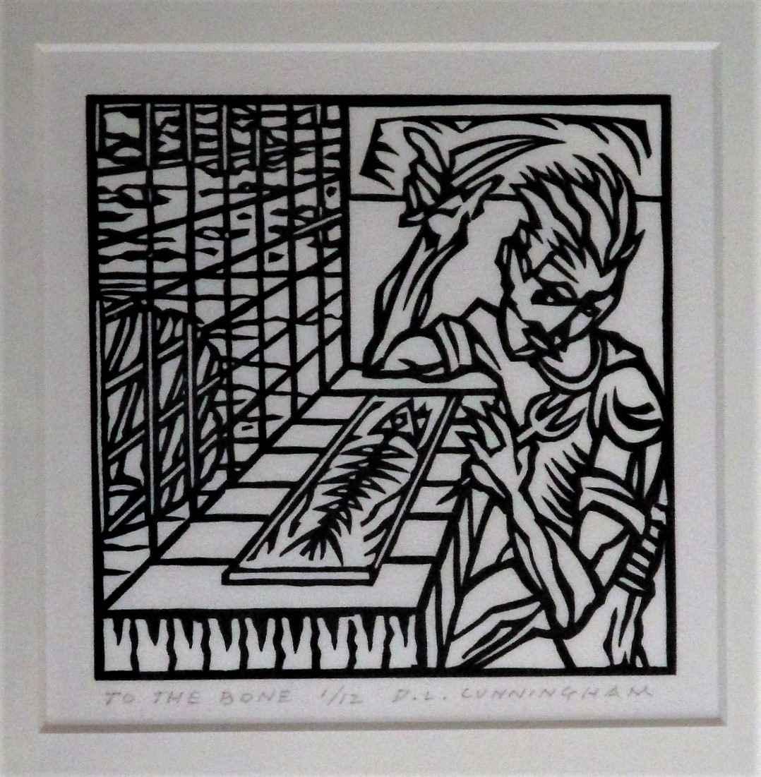 To the Bone by  Dennis Cunningham - Masterpiece Online
