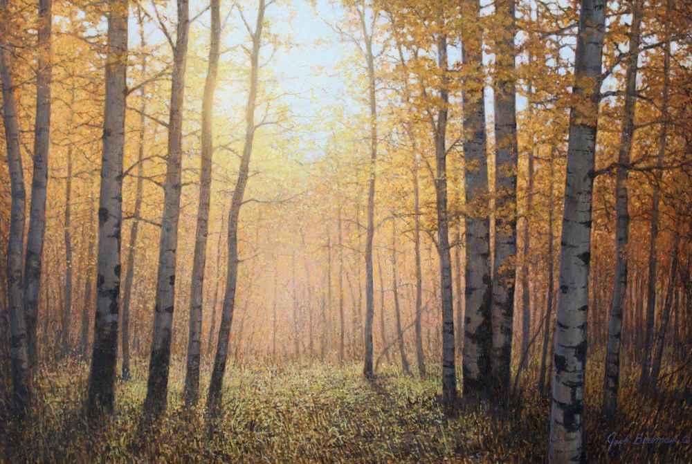 Aspen Journey  by  Jack Braman