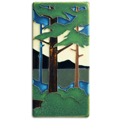 Pine Landscape Vertical