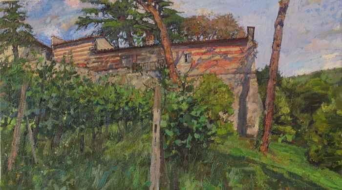 Evening Shadows Caldi... by  Daud Akhriev - Masterpiece Online
