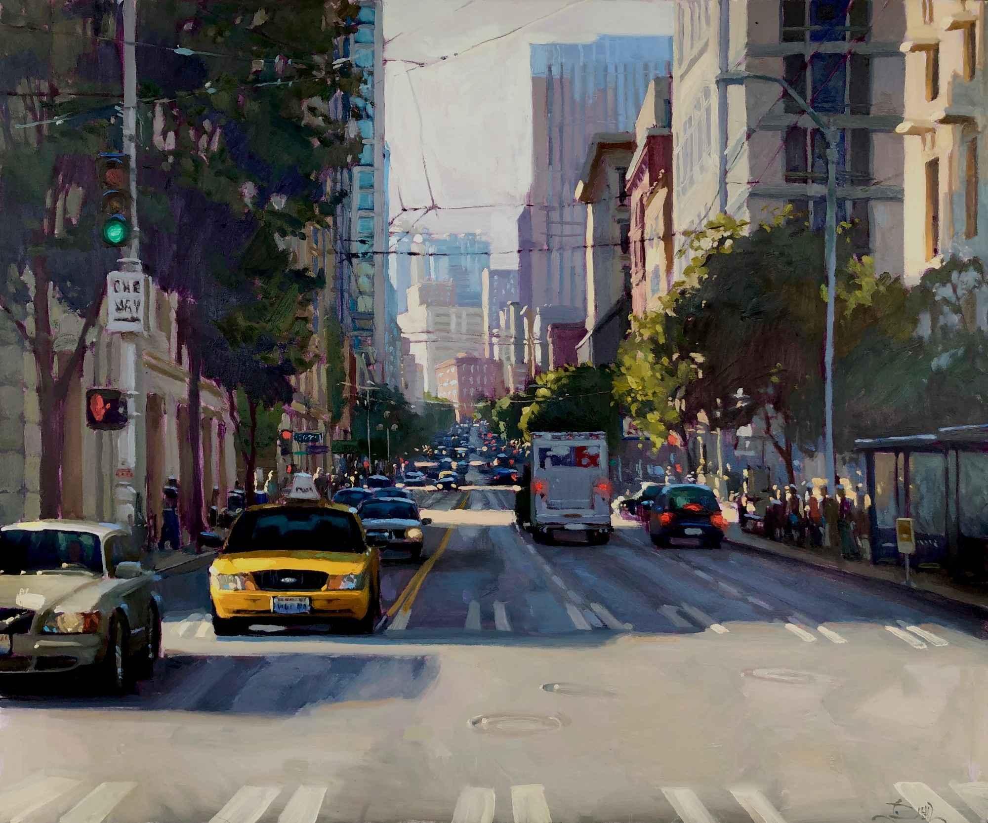 On Our Way by  Jennifer Diehl - Masterpiece Online