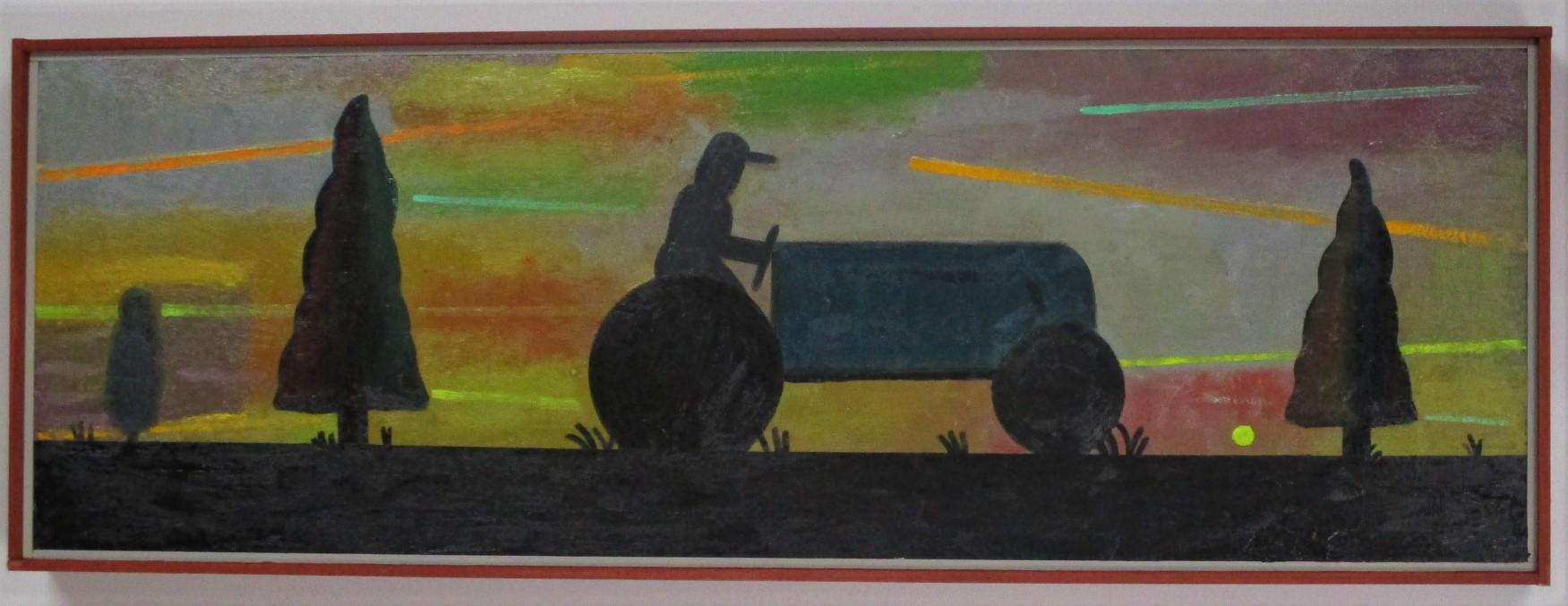 Sunrise Harvest by  Richard Thompson - Masterpiece Online