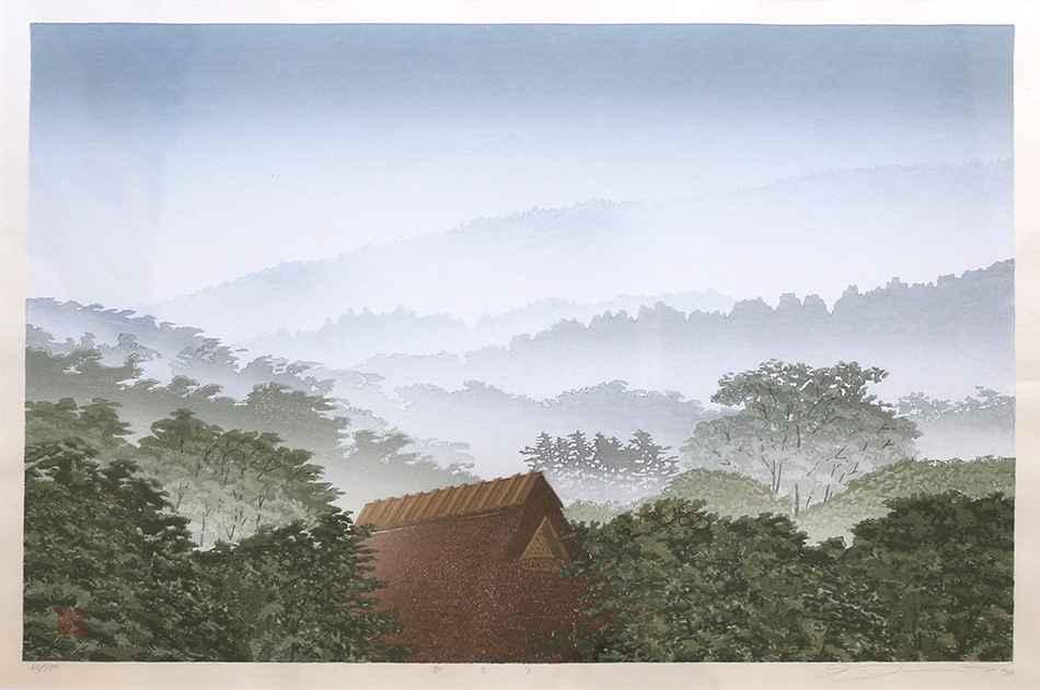 Ame Agari (Misty Rain) by  Shufu Miyamoto - Masterpiece Online