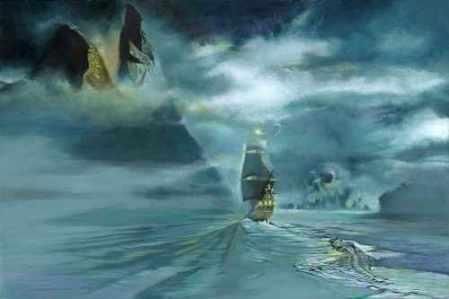 Tinkerbell Returns by  John Rowe - Masterpiece Online