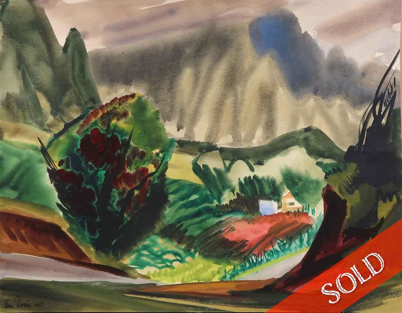 Windward Country by  Robert Benjamin Norris (1910-2006) - Masterpiece Online