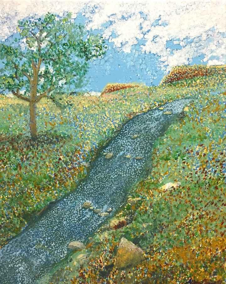 Spring by  Allen Powell - Masterpiece Online