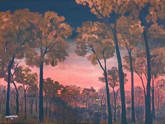 Dark Sky by Mr James Archer - Masterpiece Online