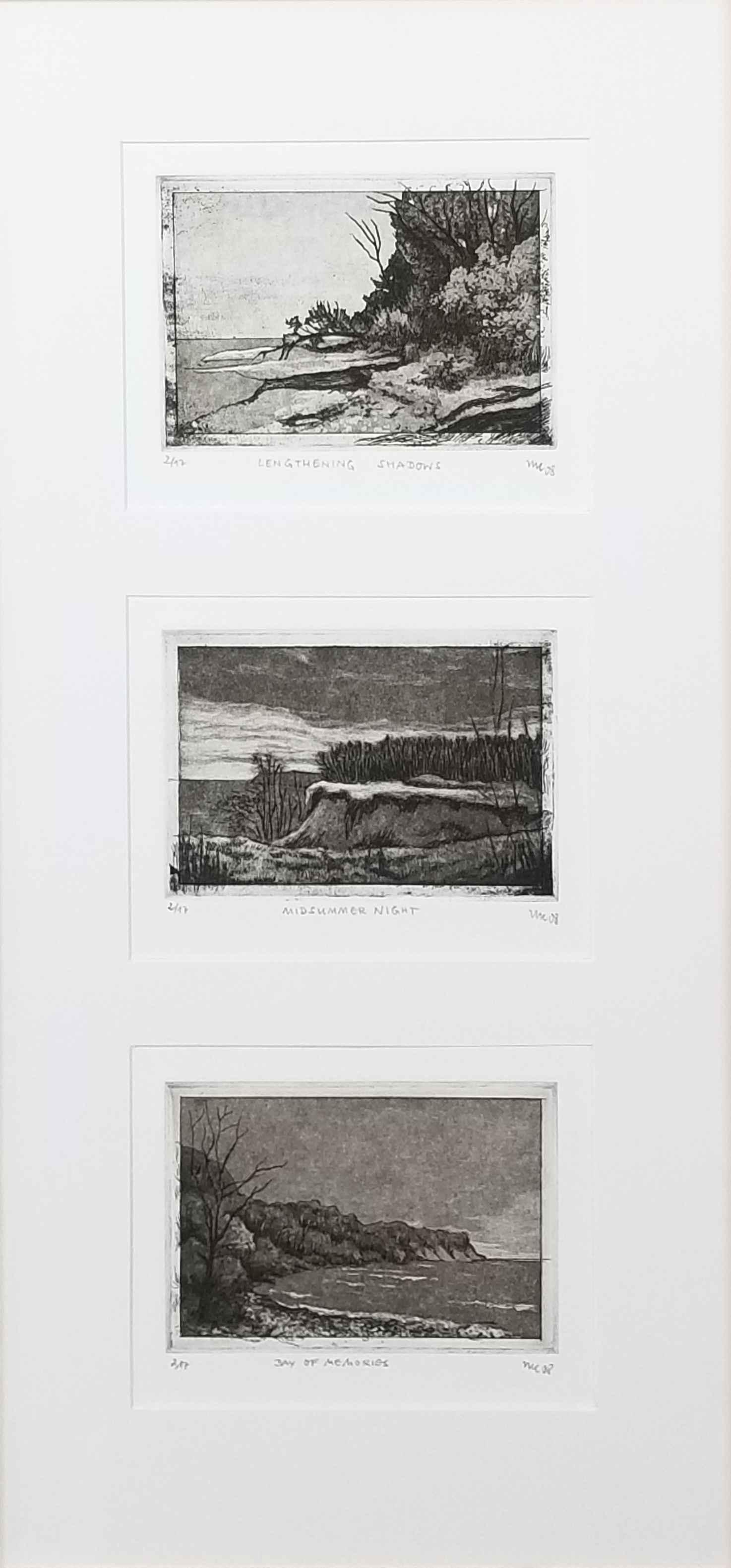 Lakeshore II by  Michael Kutzer - Masterpiece Online