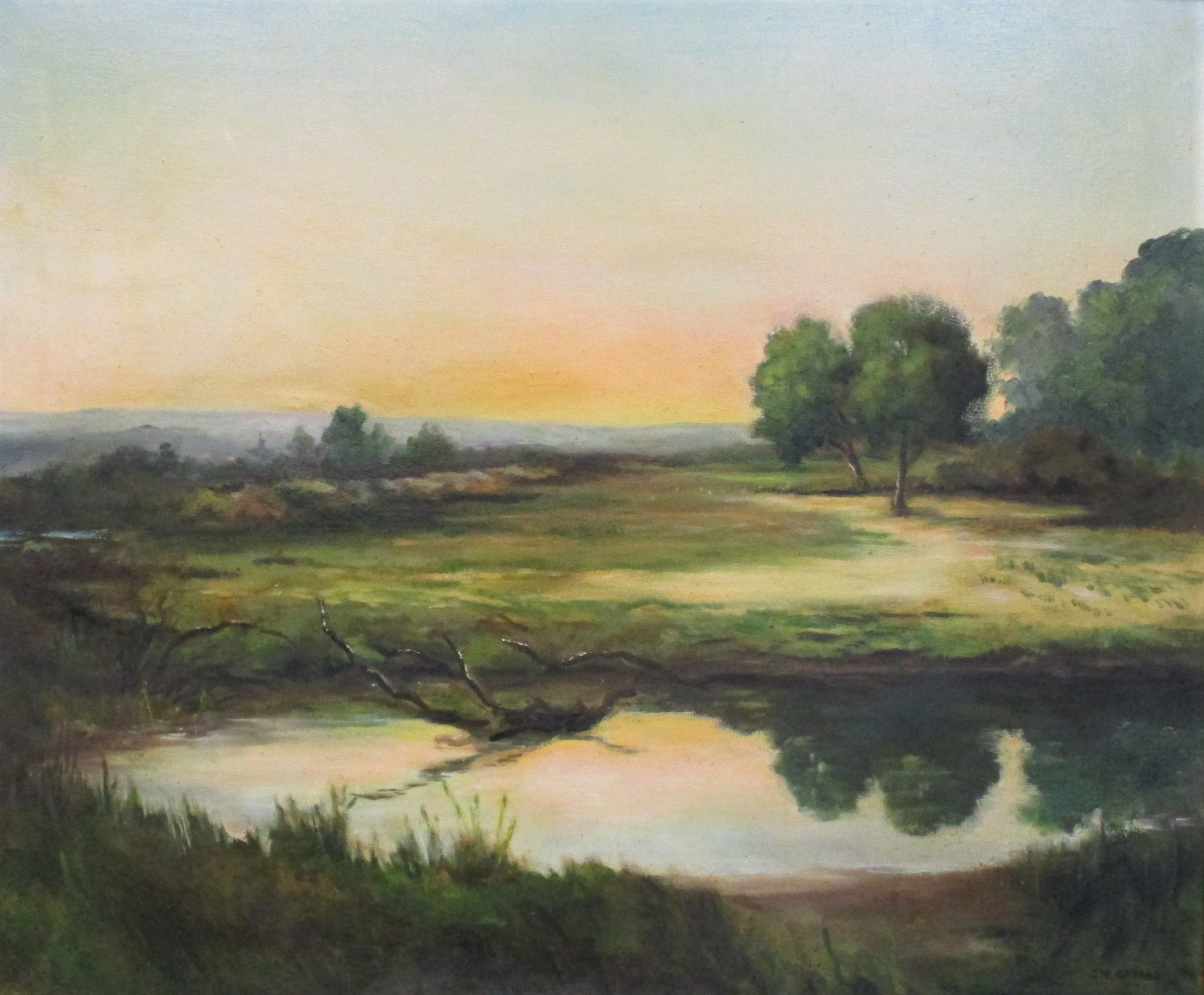 Unknown (Sauvie Islan... by  Connie Savage - Masterpiece Online