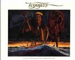 Voyagers by  Herb Kawainui Kane (1928-2011) - Masterpiece Online