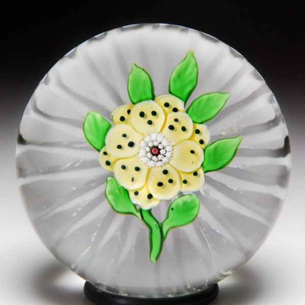 Antique Baccarat yell... by   Baccarat Antique - Masterpiece Online