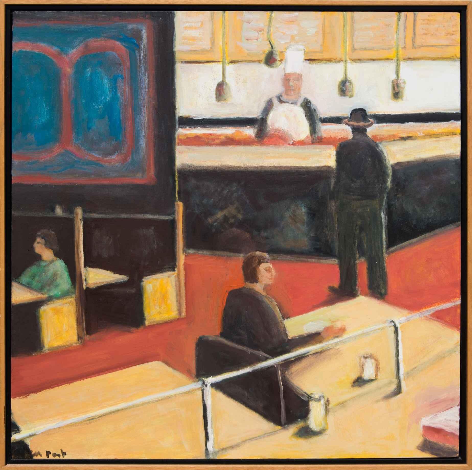 Alan Post - Hofbrau #5  by  Resale Gallery