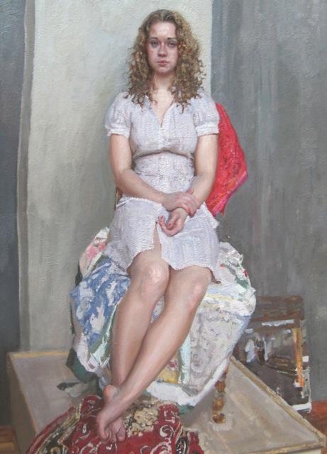 McKinley by  Daud Akhriev - Masterpiece Online