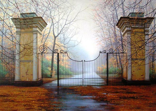 Morning Mist by  Alexei Butirskiy - Masterpiece Online