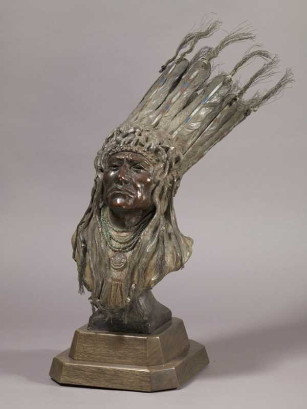Mountain Chief 12/40 by Mr. Joe Beeler - Masterpiece Online