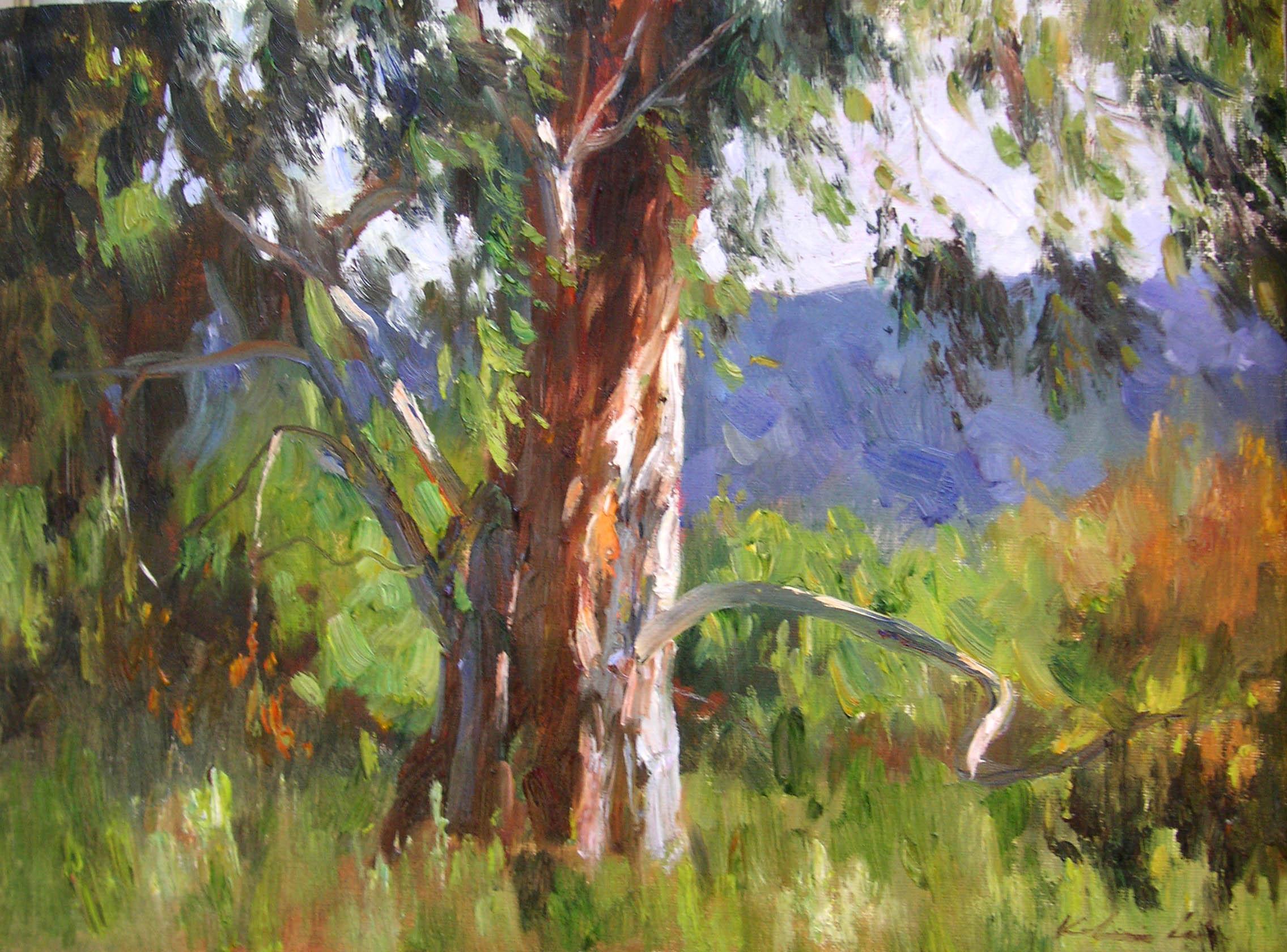 The Old Tree by  Kelvin  Lei - Masterpiece Online