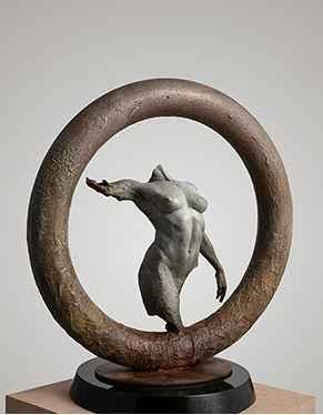 Ventana, The Fragment... by  Paige  Bradley - Masterpiece Online