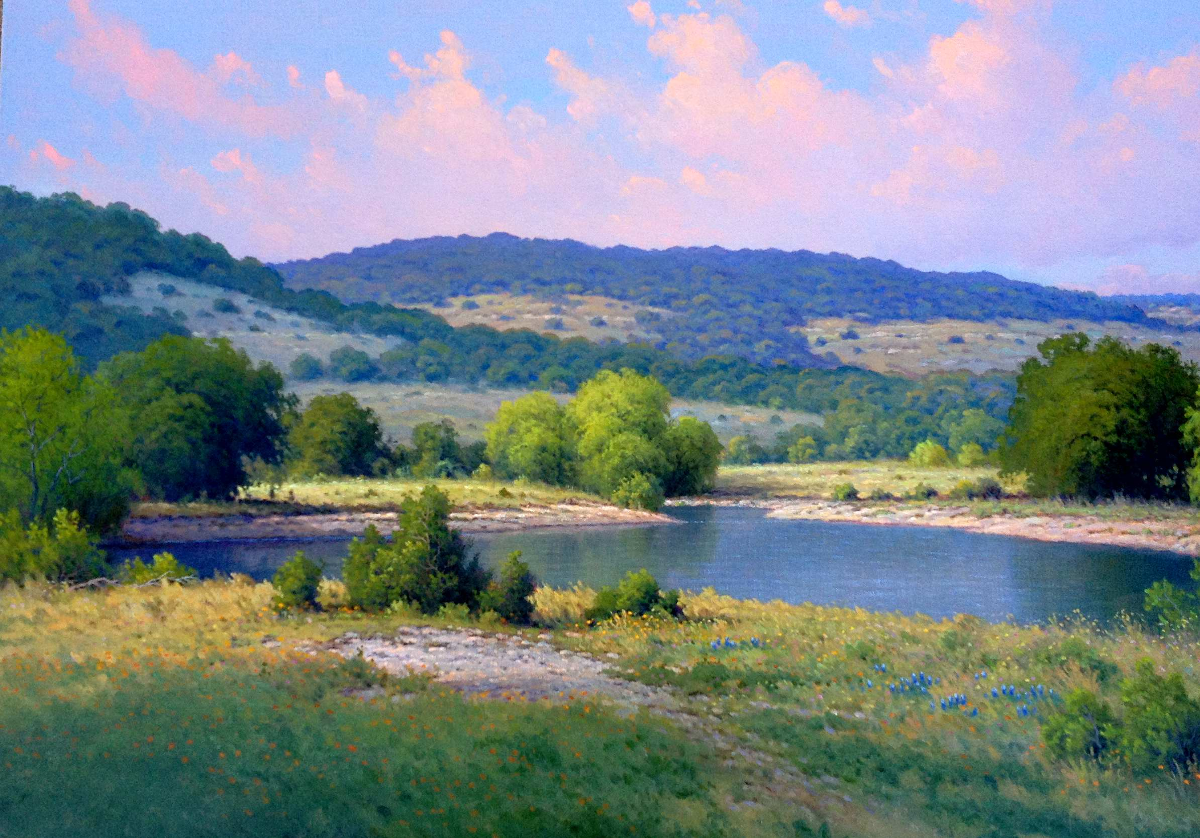 Nameless Valley by Mr Jerry Ruthven - Masterpiece Online