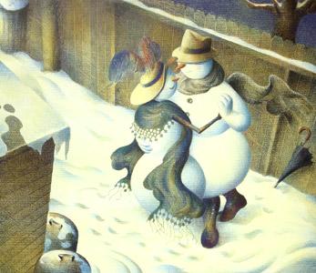 Snowman Date