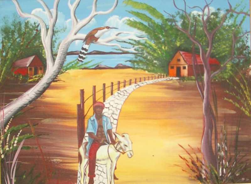 My Donkey and I by Mr. Headley Frazer - Masterpiece Online