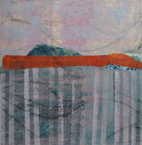 Blue Peak by  Linda Spadaro - Masterpiece Online