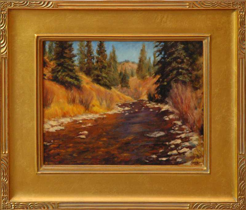 Autumn on the Pecos by  Peter Hagen - Masterpiece Online