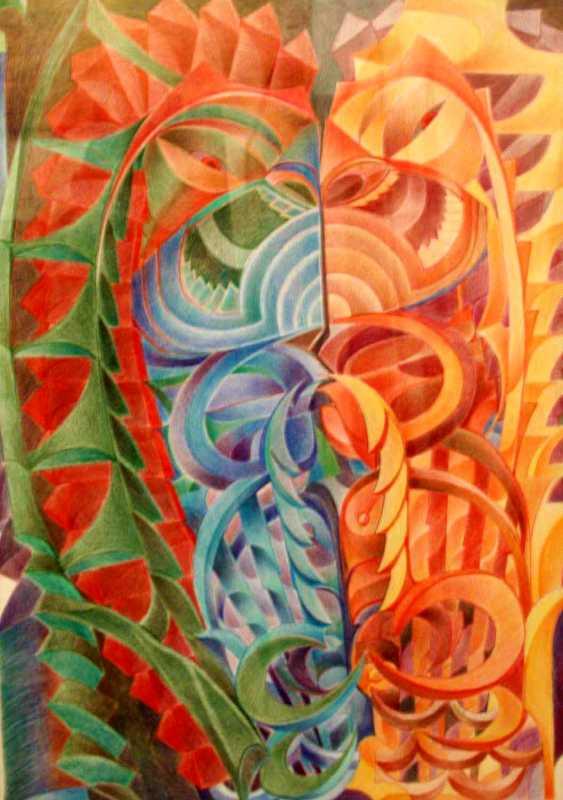 E Ku Maumau by  Herman Pi'ikea Clark - Masterpiece Online