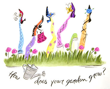 How Does Your Garden ...