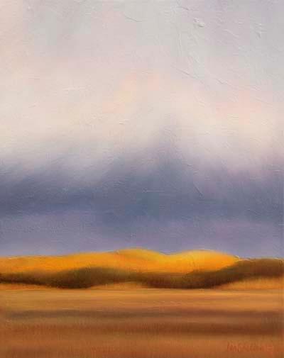 Fall Tree Lines 02676 by  Ian Sheldon - Masterpiece Online