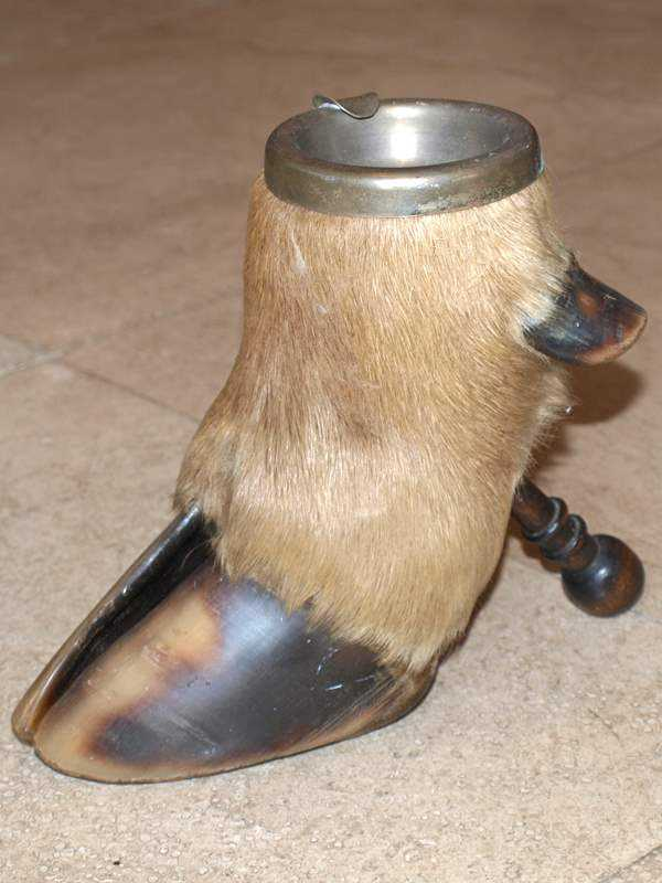 Hoof Ashtray by  None None - Masterpiece Online