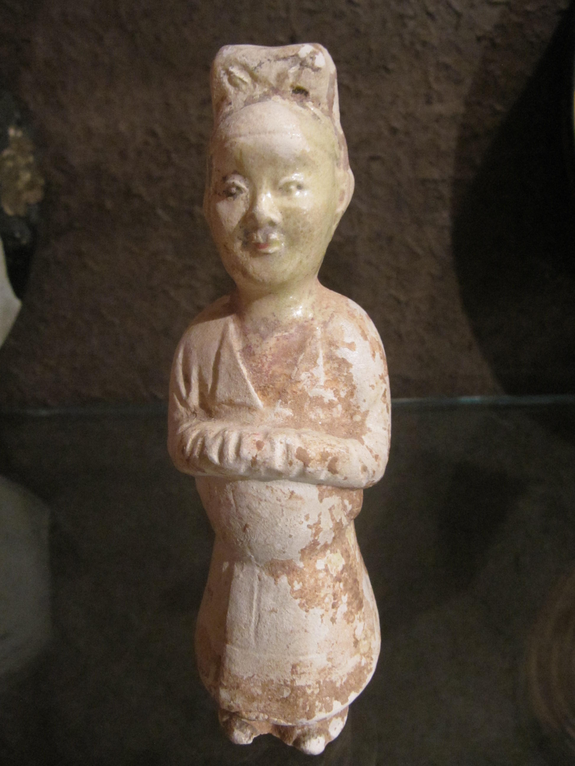 CHINESE FIGURE OF DWA... by    - Masterpiece Online