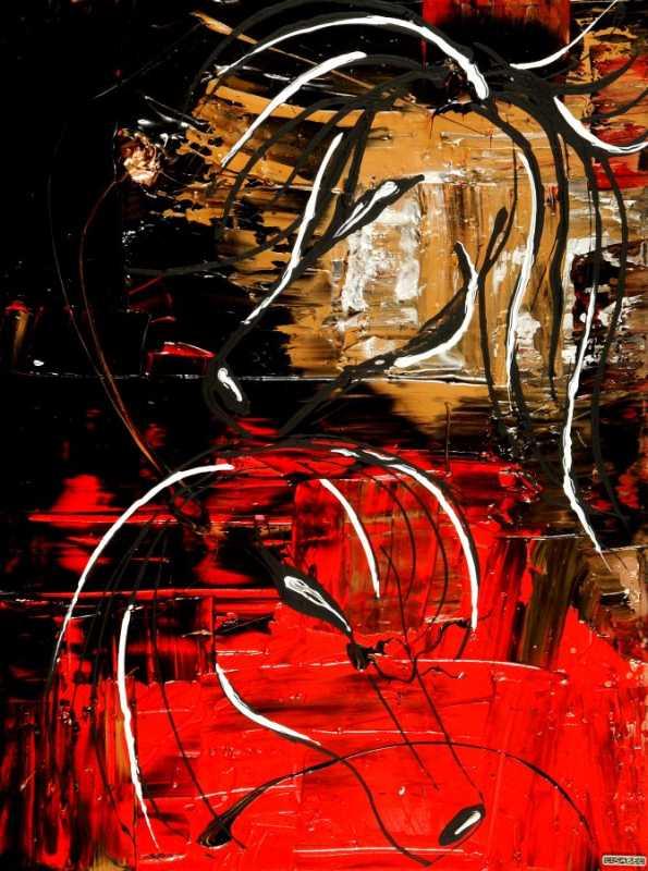 Regard chevaux by  Lisabel  - Masterpiece Online