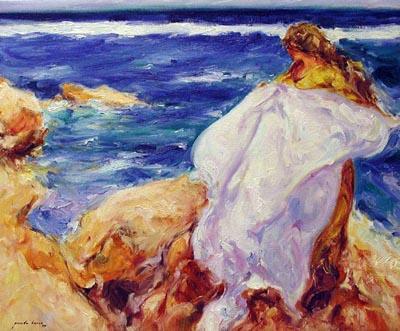 Blancos by  Pineda  Bueno - Masterpiece Online