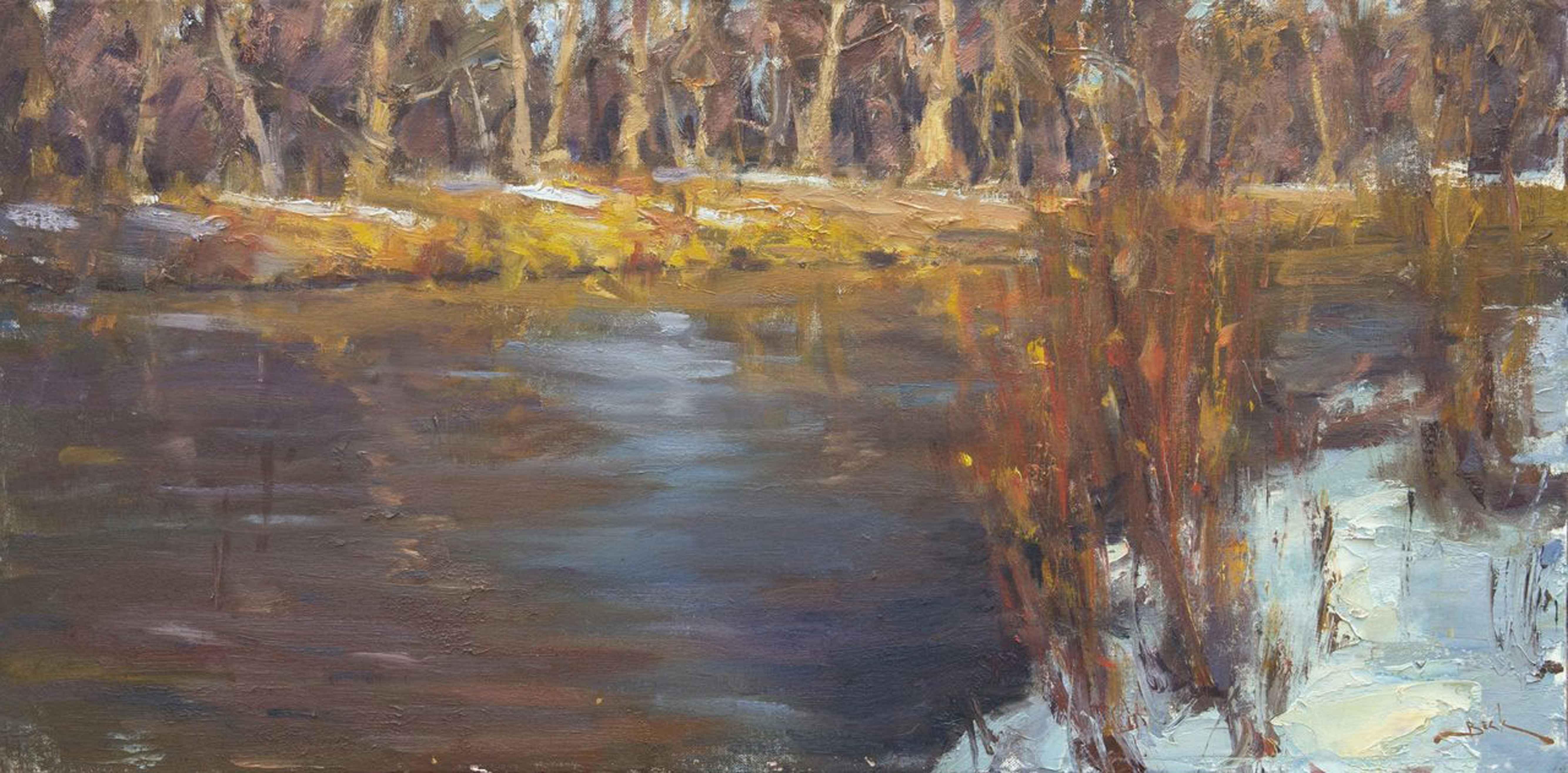 Long Last Rays by  Dan Beck - Masterpiece Online