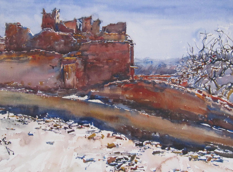 Casbah by  Daud Akhriev - Masterpiece Online