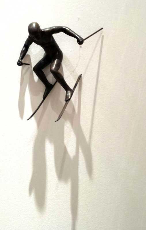 Skier by  Rob Burman - Masterpiece Online