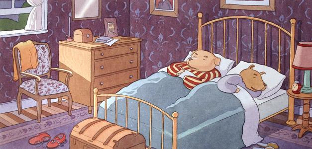 Bedroom (Sleepless In...