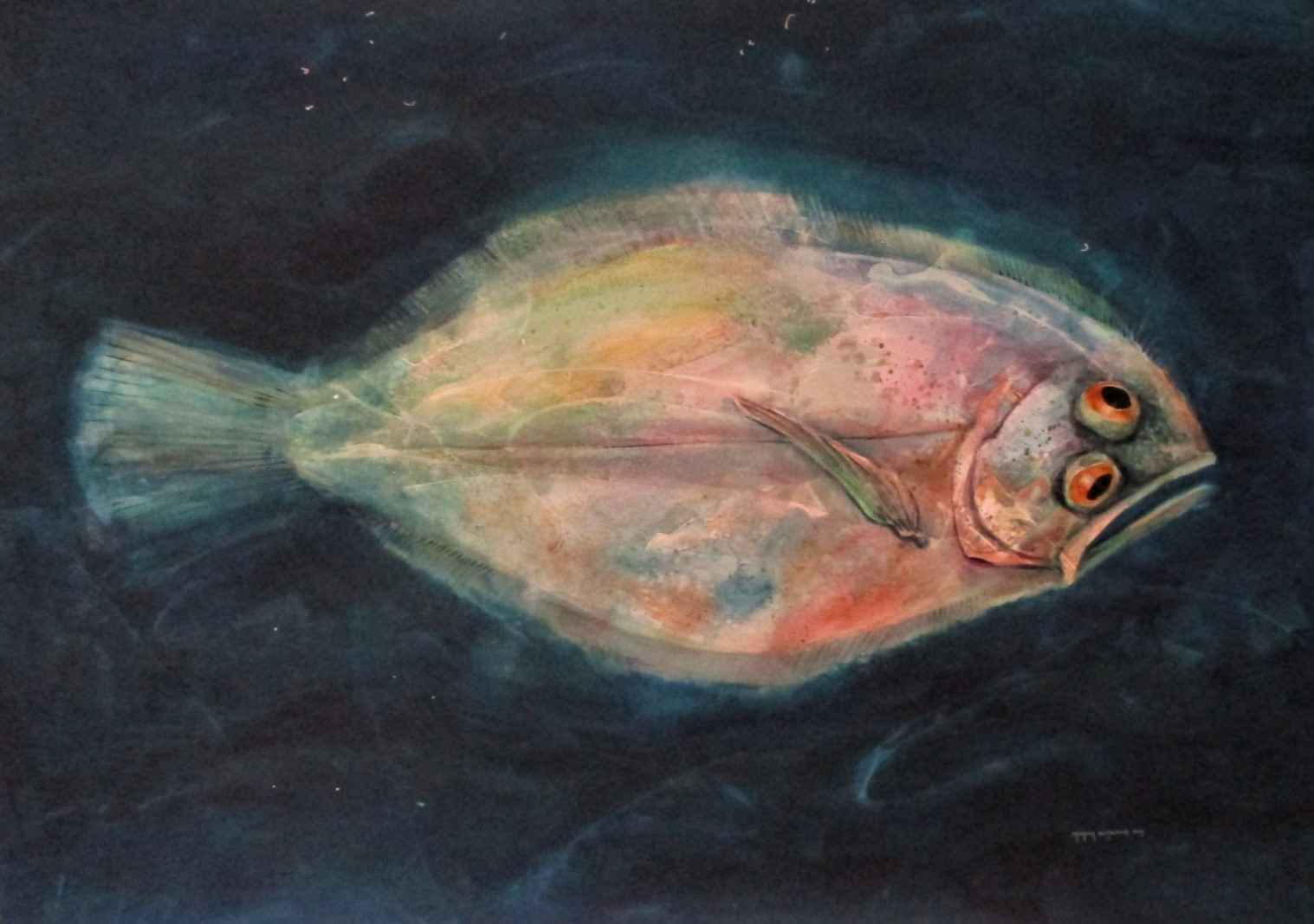 Untitled ( halibut) by  Michael Schlicting - Masterpiece Online