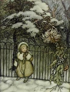 Hoity-Toity by  Arthur Rackham - Masterpiece Online