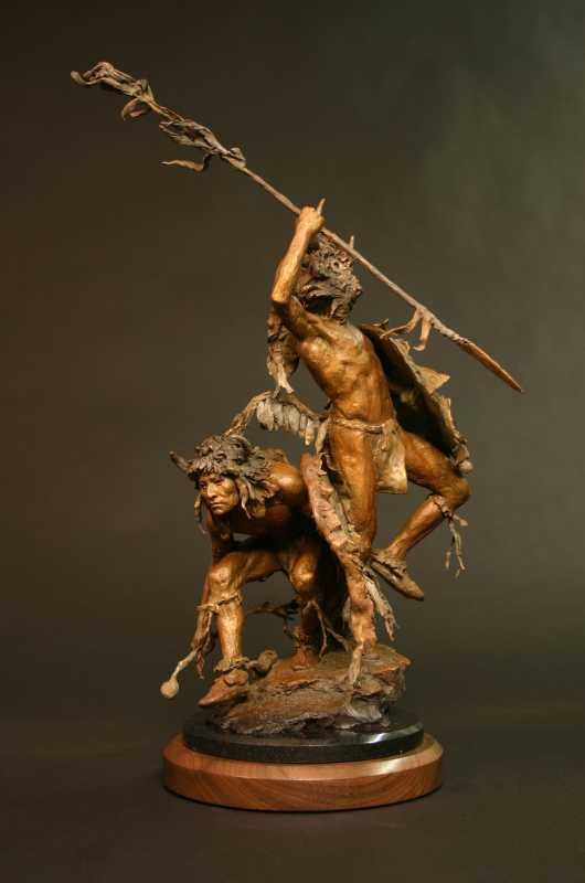 Mandan Buffalo Dance by  John Coleman - Masterpiece Online