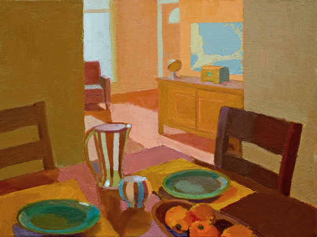 Afternoon Arrangements by  Jennifer O'Connell - Masterpiece Online