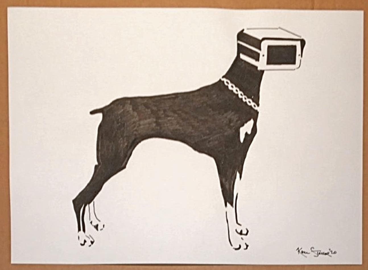 Watchdog by  Karl Striker - Masterpiece Online