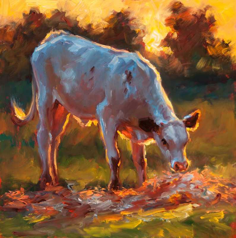 Hay Day by  Cheri Christensen - Masterpiece Online