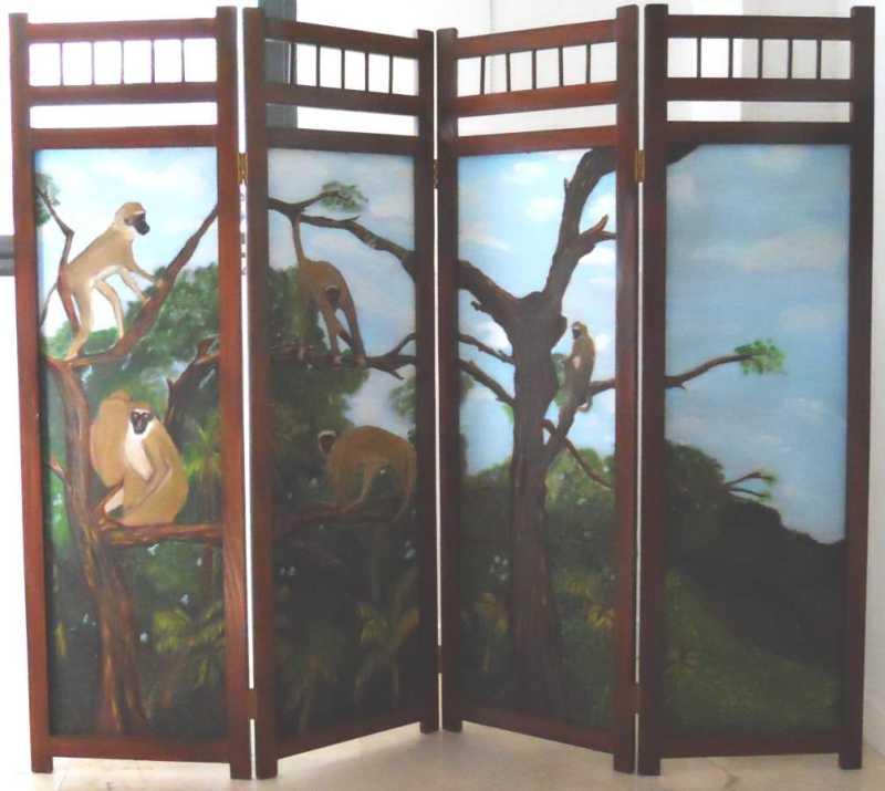 Monkey Jamboree by Ms Joann O'Neal - Masterpiece Online