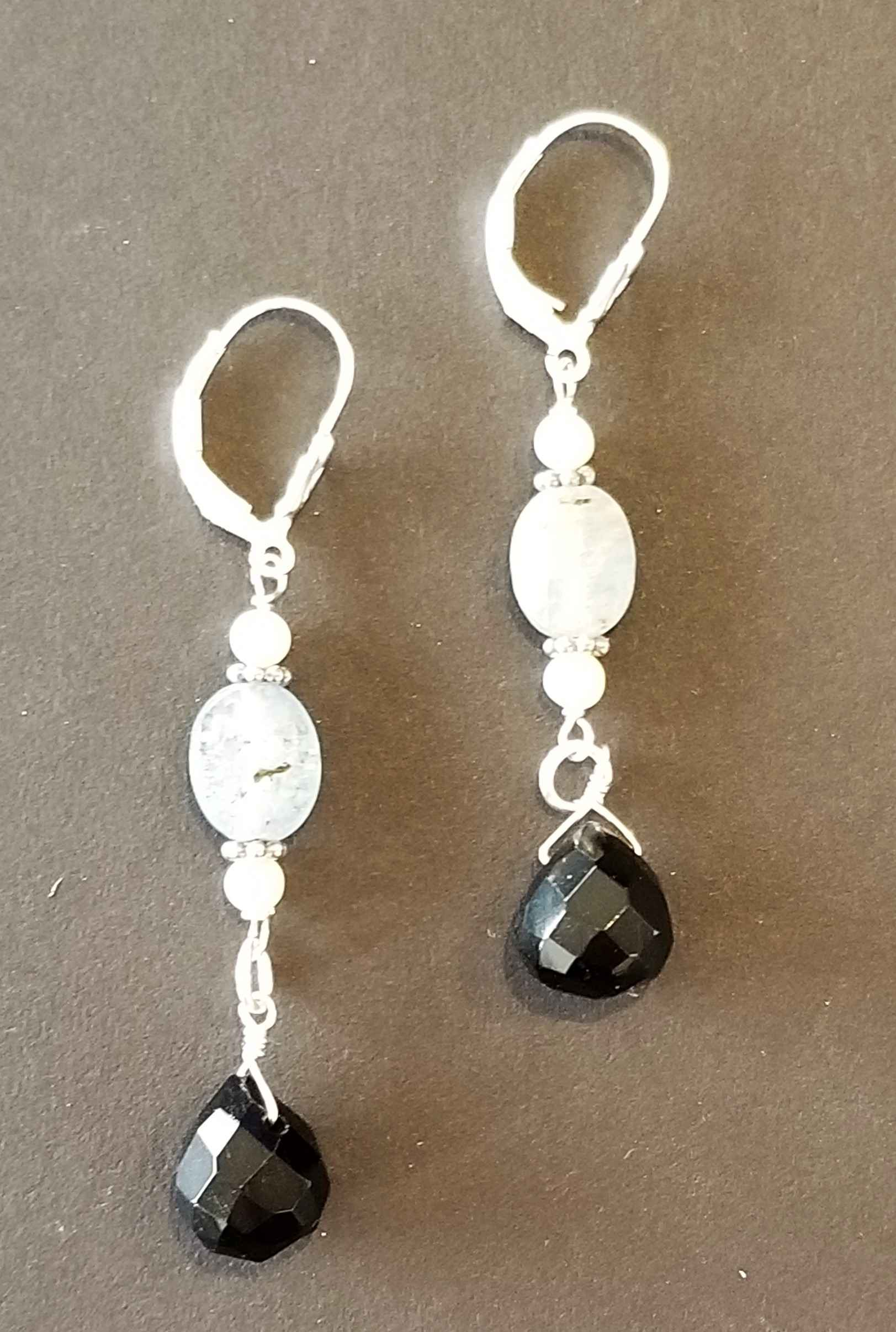 #77 Black Spinel, Pea... by Ms. Catherine Laing - Masterpiece Online