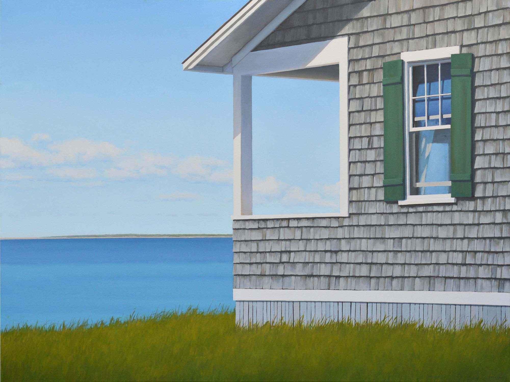 Summer Outlook by  Jim Holland - Masterpiece Online