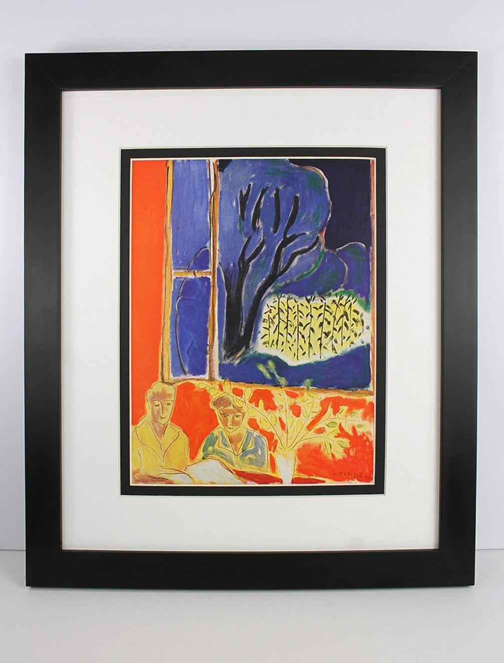Two Young Girls in a ... by  Henri Matisse - Masterpiece Online