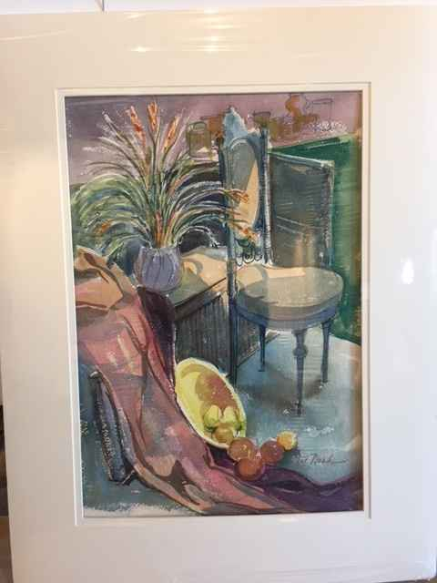 Still Life at the Gal... by  Patricia Mead - Masterpiece Online