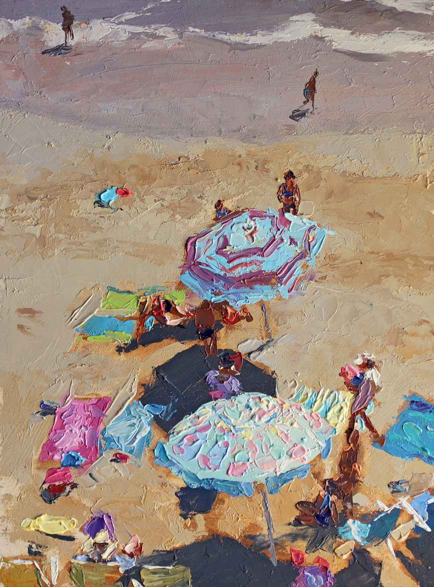 Umbrella Shade  by  Susan Diehl