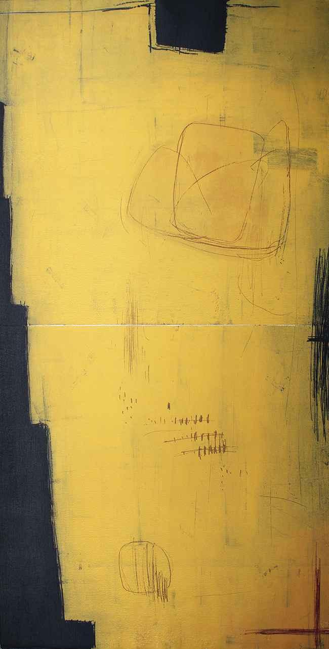 Distorted Stairs by  Yoko Hara - Masterpiece Online